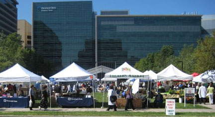 Cleveland Clinic Main Campus Market