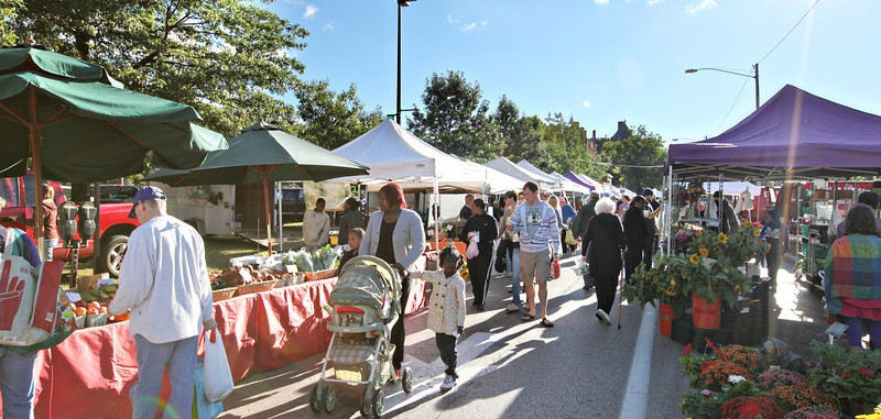 Crocker Park Farmers Market